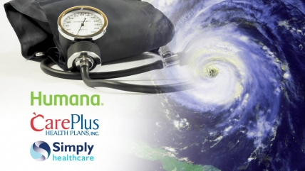 Medicare replacement plans, enrollment has been extended due to Hurricane Irma