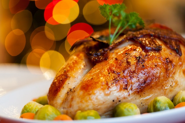 Please Join In Your Turkey Give Away!