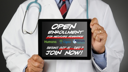Medicare Advantage Plan Open Enrollment Has Begun