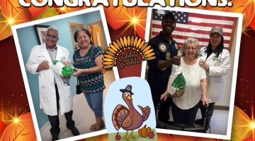 It's Back! 2019 Turkey Giveaway